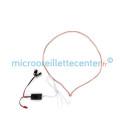 micro oreillettes nano et collier à induction